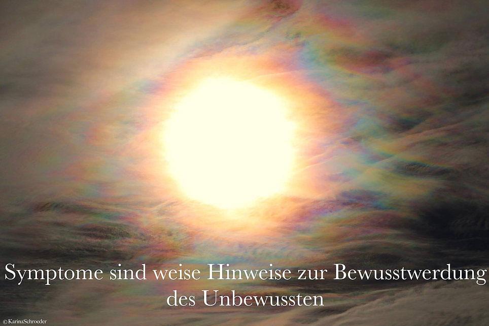 Sonne als Bild für Psychosomatik in der Hypnosetherapie Praxis München